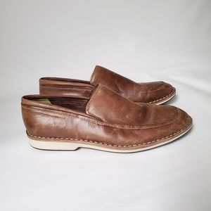 Cole Haan Leather Loafer Dress Shoes EUC!